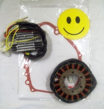 Voltage Regulator and New Stator Kit